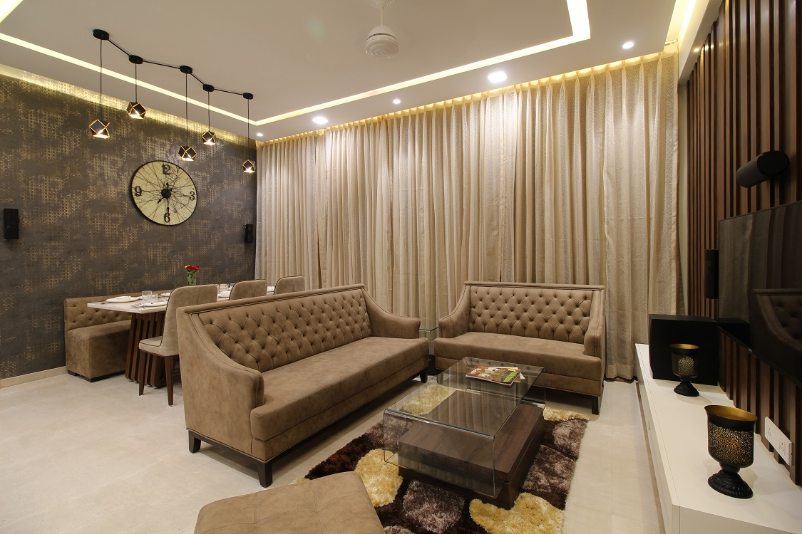 Foresight Creators - Contemporary Fusion Interior